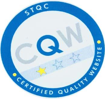STQC Certficate